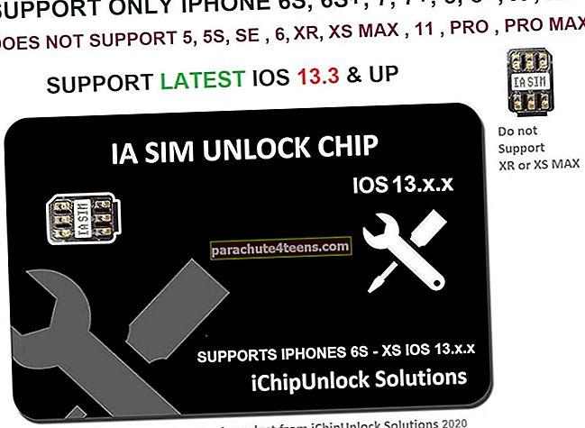 Kuinka avata Sprint iPhone