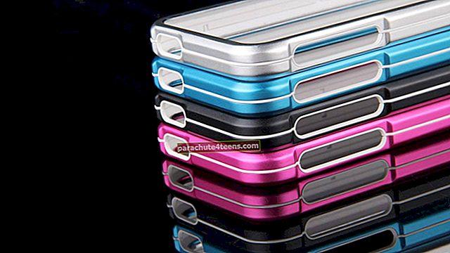 Parhaat erittäin ohut iPhone 5, 5s ja iPhone SE -kotelot vuonna 2021