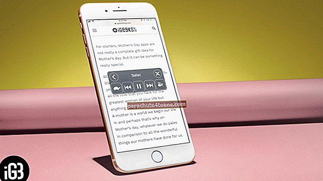 """Kaip gauti """"Siri"""" skaityti el. Laiškus, straipsnius ir tinklalapius """"iPhone"""" / """"iPad"""" įrenginiuose"""