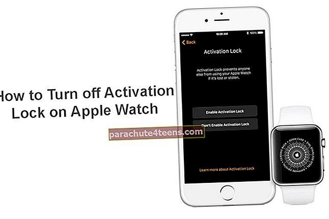 """Kaip pašalinti """"Apple Watch"""" aktyvinimo užraktą [2021]"""