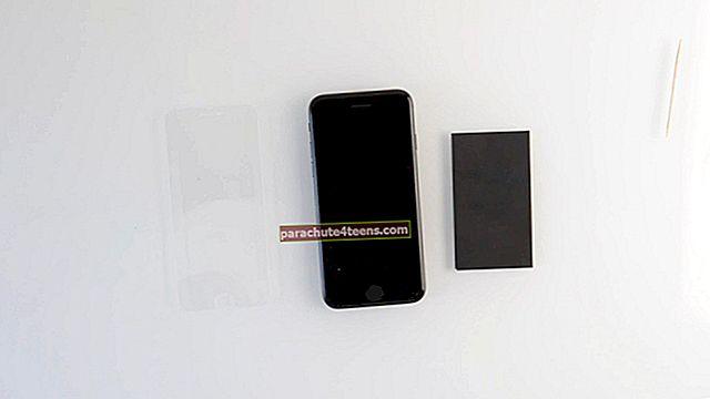 Labākie iPhone 6s rūdītā stikla ekrāna aizsargi 2021. gadā