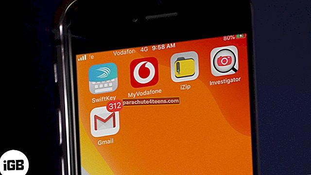 """Patarimai, kaip """"iPhone"""" ir """"iPad"""" naudoti """"Gmail"""" programą kaip profesionalą"""