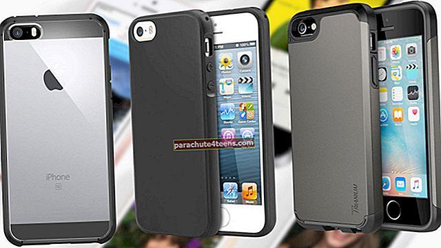 """Geriausios """"iPhone 5 / 5s"""" buferio dėklai 2020 m"""