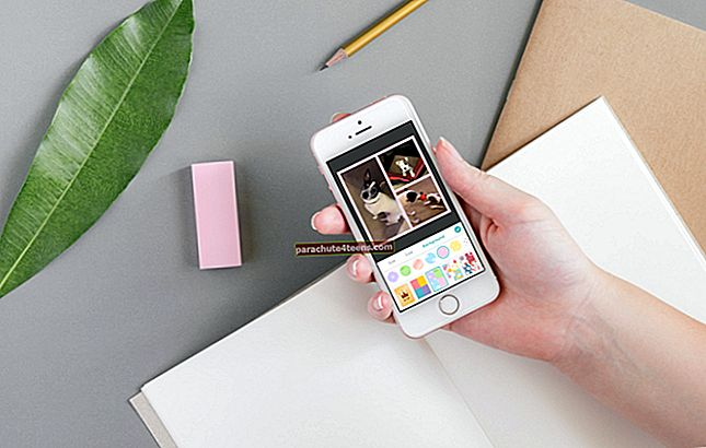 Parim kollaaž iPhone'i ja iPadi rakenduste valmistamiseks aastal 2021