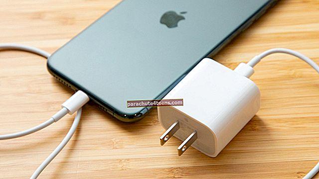 Labākie USB-C strāvas adapteri iPhone 12 Pro un 12 Pro Max 2021. gadā