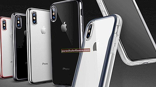 Labākās iPhone X piedurknes 2021. gadā