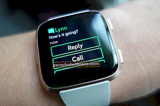 Kuinka asettaa mukautettu tekstivastaus puheluille iPhonessa
