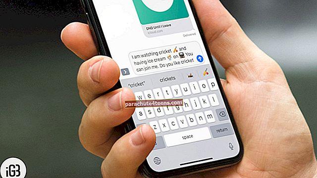 """Kaip išspręsti nuspėjamą jaustukų klaviatūrą, neveikiančią """"iPhone"""" ar """"iPad"""""""