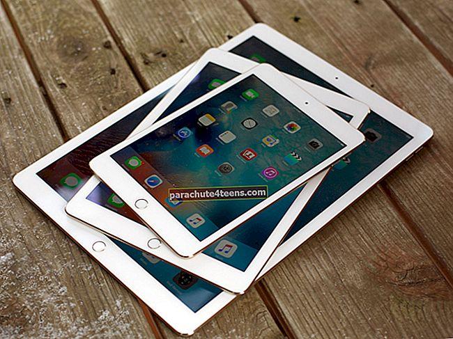 Parhaat 10,5 tuuman iPad-ilmaputket vuonna 2021