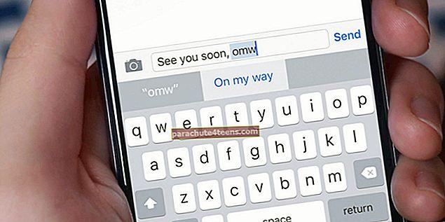 """Kaip sukurti ir naudoti teksto sparčiuosius klavišus """"iPhone"""" ir """"iPad"""""""