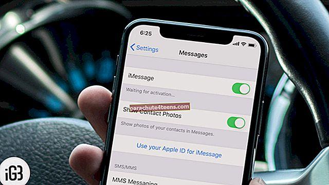 """""""iMessage"""" laukia aktyvinimo """"iPhone""""? Štai pataisymas!"""