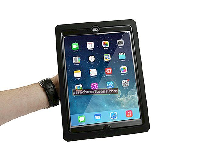 Parhaat sotilaallisen luokan iPad-ilmakotelot vuonna 2021