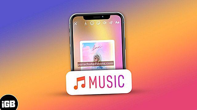 Kuidas lisada muusikat iPhone'i Instagrami lugudesse