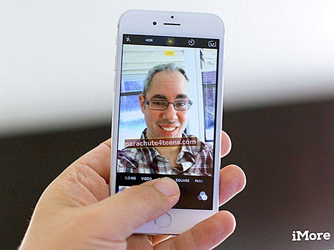 """Kaip pakeisti """"Live Photos"""" į """"Mac"""" nuotraukas"""