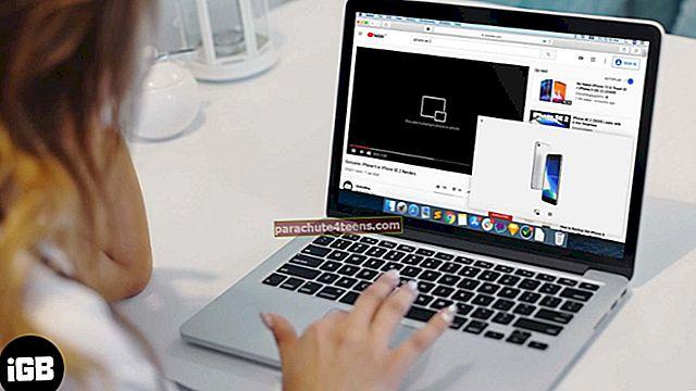 Picture-in-Picture-tilan käyttäminen Macissa