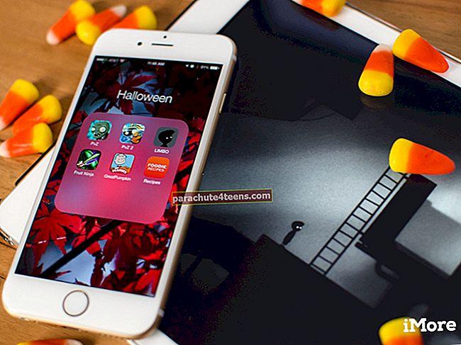 Parimad Halloweeni rakendused iPhone'ile