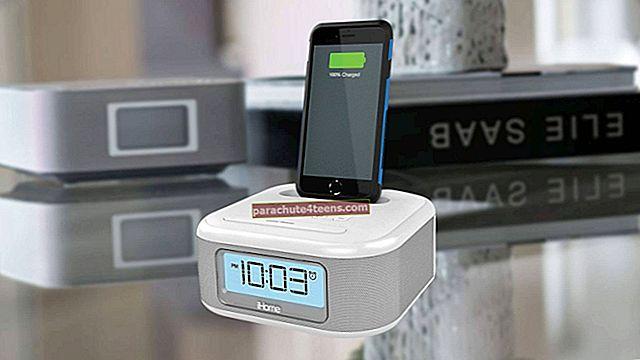 Parhaat iPhone 6 Plus -kelloradioasemat vuonna 2021