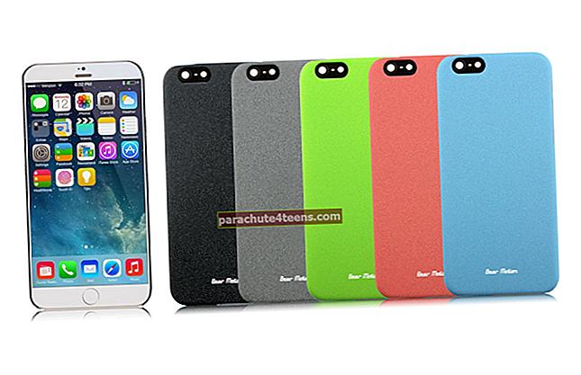 Parhaat iPhone 6 -kuoret alle 20 dollaria vuonna 2021