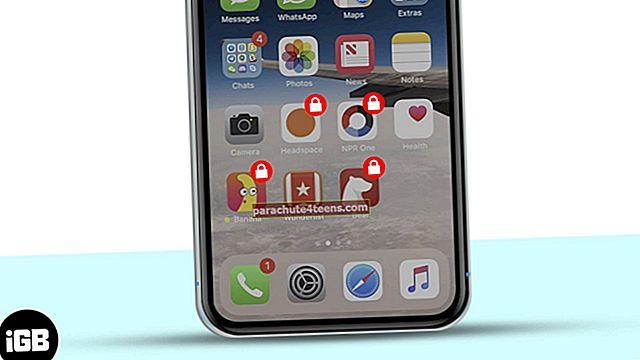 Sovellusten lukitseminen iPhonelle salasanalla iOS 14/13: ssa