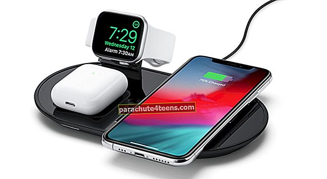 Parimad traadita laadijad iPhone 11, 11 Pro ja 11 Pro Max jaoks aastal 2021