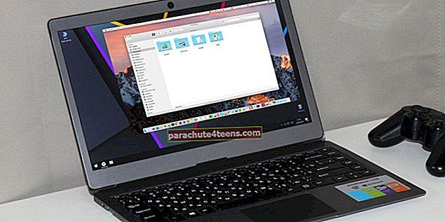 Kuidas kopeerida-kleepida teksti iPhone'ist Maci või Windows PC-sse ja vastupidi