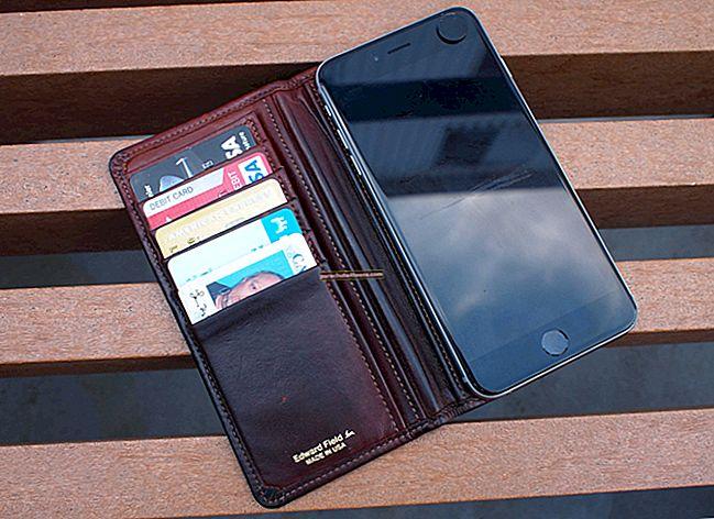 """Geriausios """"iPhone 6 / 6s"""" piniginės dėklai 2021 m"""