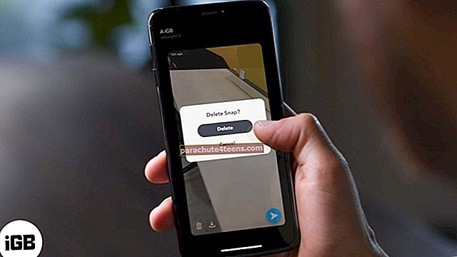 Kuidas kustutada Snapchati lugu iPhone'ist või Androidist