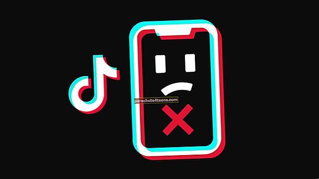 Rakendus ei tööta ega avane iPhone'is ja iPadis