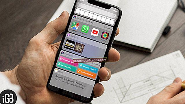 Kuinka lisätä muistiinpanoja lukitusnäyttöön iPhonessa ja iPadissa