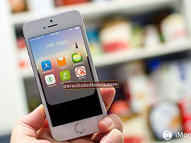 Parhaat kalorilaskurisovellukset iPhonelle vuonna 2021