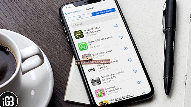iOS 14: Poistettujen sovellusten palauttaminen iPhonessa tai iPadissa