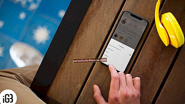 Vinkkejä Instagramin käyttämiseen iPhonessa kuin ammattilainen
