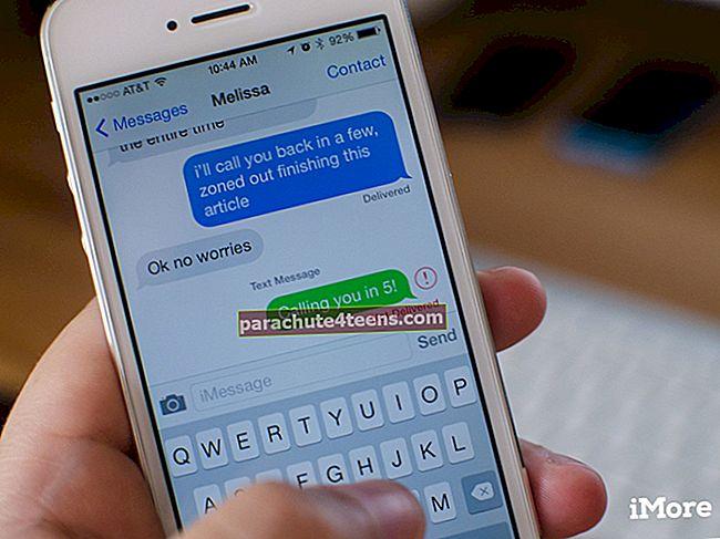 iMessage Bubble Effects Ei toimi iPhonessa? Pikakorjaukset