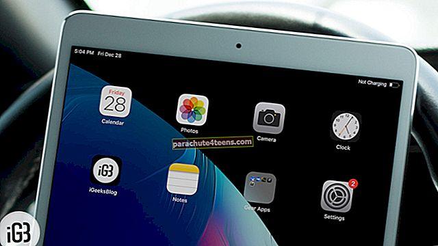 iPad ei lataudu: ongelman korjaaminen