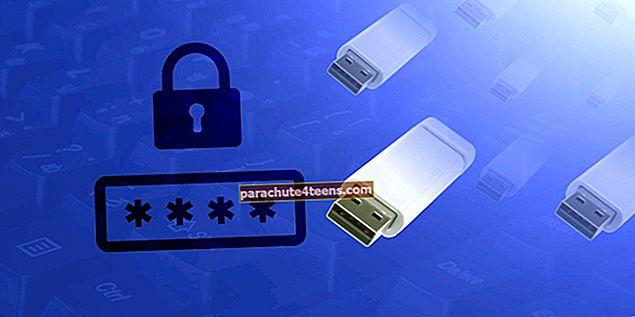 Kansion suojaaminen salasanalla Macilla [2021 Päivitetty]
