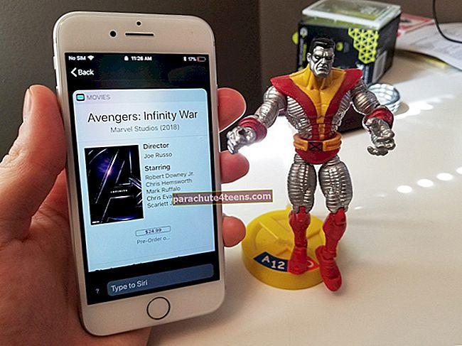 Kuinka käyttää Cortanaa iPhonessa ja iPadissa