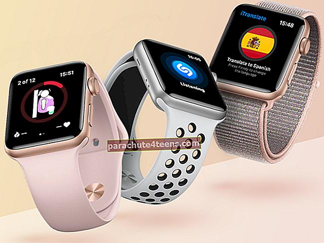 Parhaat Apple Watch -sovellussovellukset vuonna 2021
