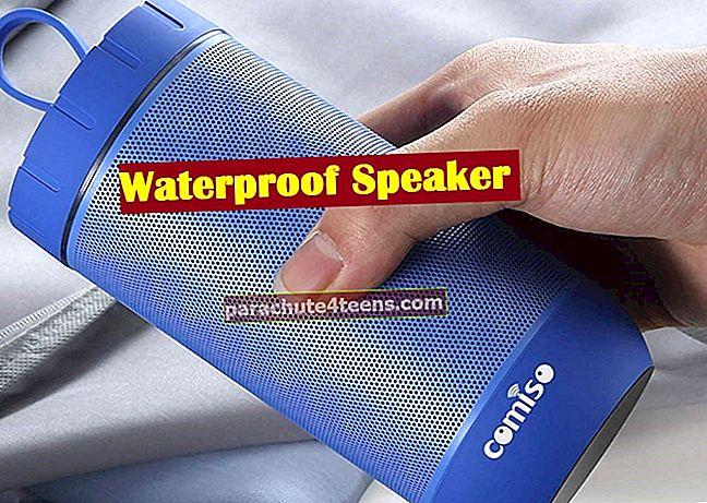 Loa Bluetooth chống nước tốt nhất năm 2021