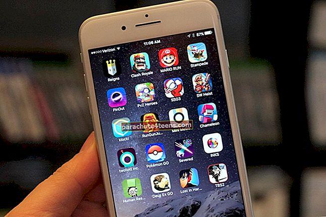 Paras kahden pelaajan peli iPhonelle ja iPadille vuonna 2021