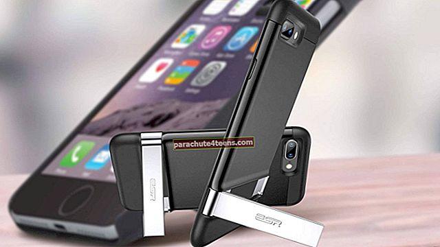 Parhaat iPhone 8 Plus -tukikotelot vuonna 2021