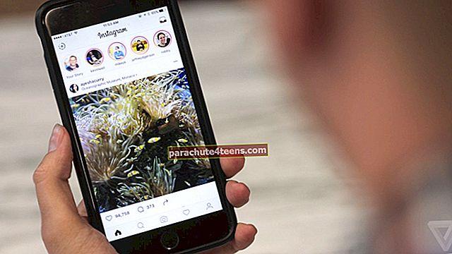 Како се користи бумеранг у Инстаграм причама на иПхоне-у