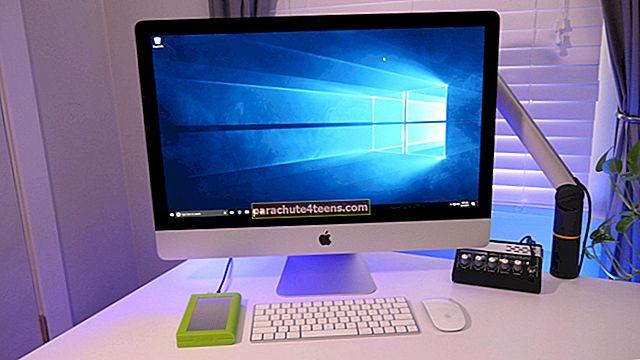 Kuidas installida Windows 10 Maci, kasutades Parallels Desktop 13