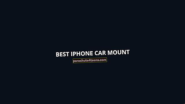 Parhaat iPhone 6s / 6s Plus -autotelineet vuonna 2021