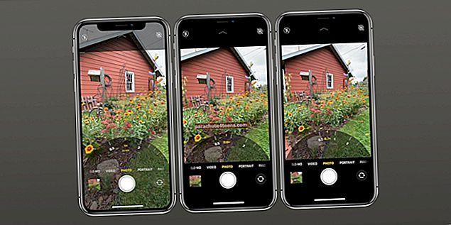 Како да снимате фотографију / видео помоћу телефото објектива на иПхоне 7 Плус