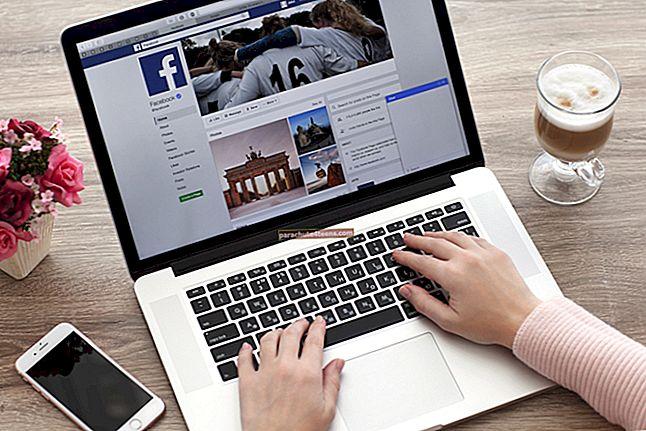 Kuinka käyttää Facebook-profiilikuvia iPhone-yhteystietoihin