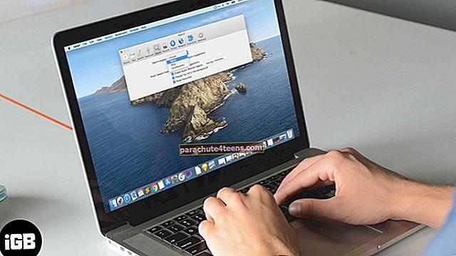 Kuidas muuta Safari otsingumootorit Macis