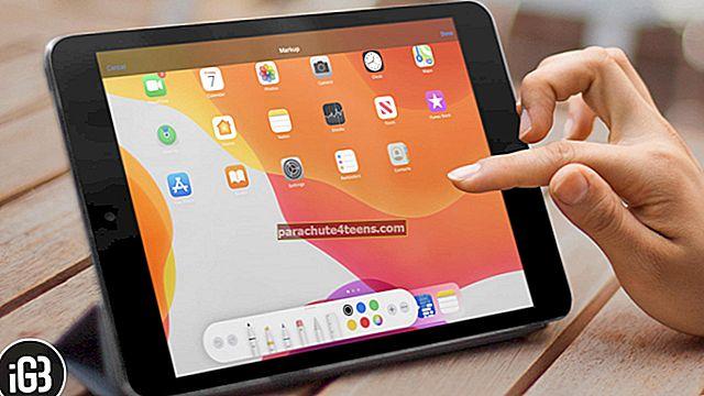 Kuinka käyttää merkintää kuvakaappausten muokkaamiseen iPhonessa ja iPadissa