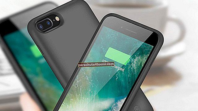 Parhaat virtapankit iPhone 7: lle ja 7 Plus: lle vuonna 2021