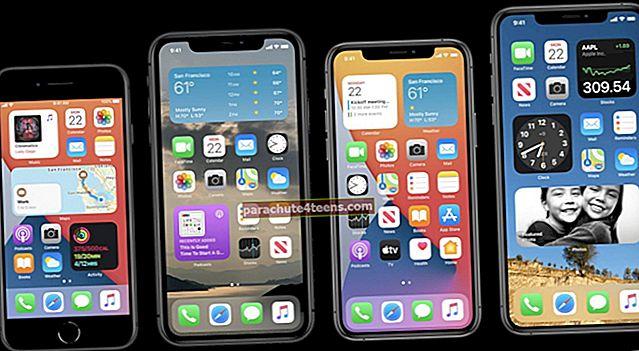 iOS 14: Näytön ajan käyttö iPhonessa ja iPadissa