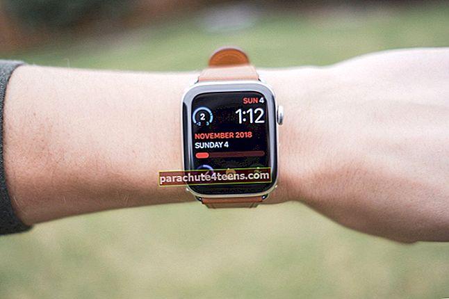 Parhaat Apple Watch -matkasovellukset vuonna 2021